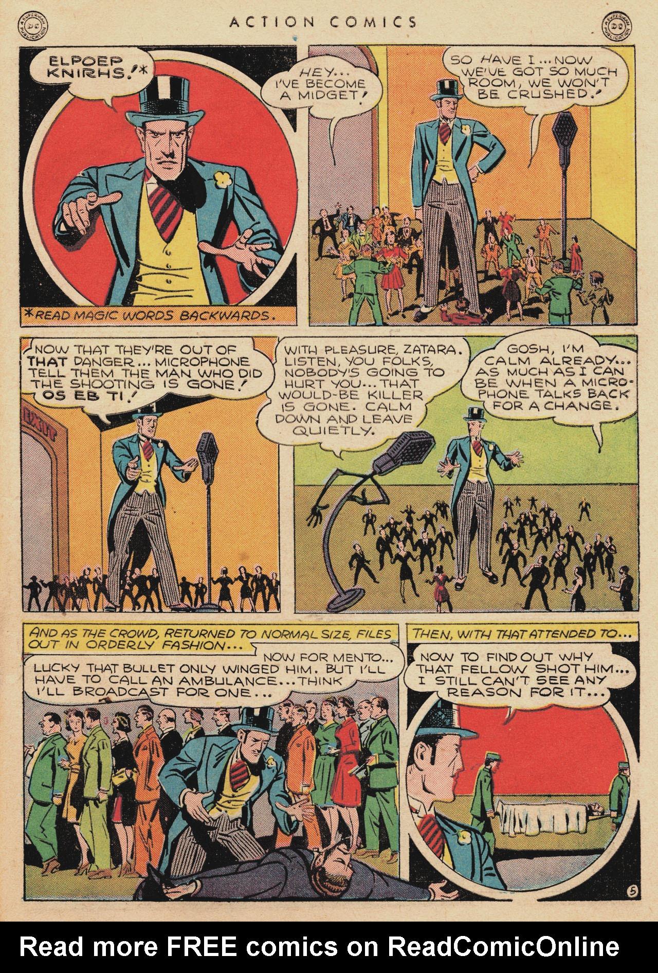 Action Comics (1938) 94 Page 46