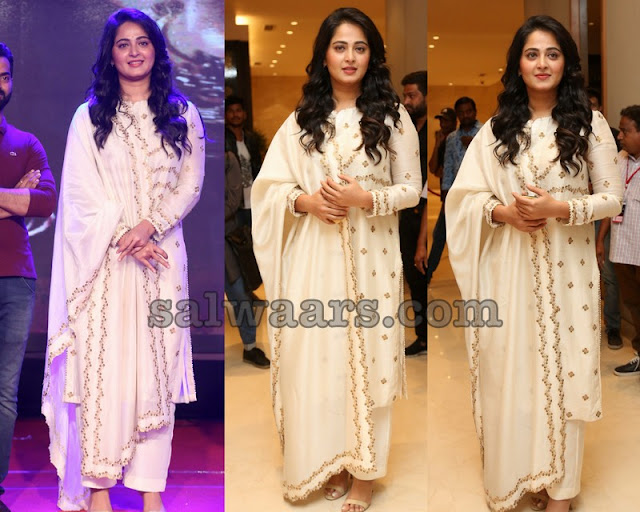 Anushka Shetty Bhaghamathie Pre Release Event