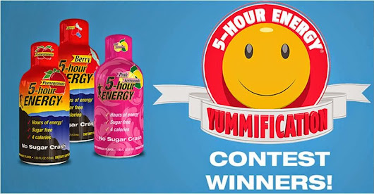 5-Hour Energy Yummification Video Contest Winners