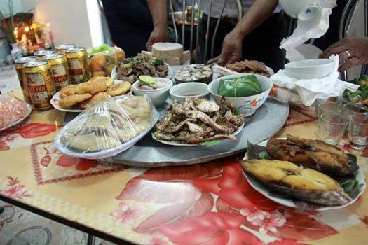 Tục ăn cỗ lấy phần Hải Hậu - Nét đẹp văn hóa thôn quê