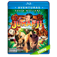 Jumanji (1995) Full HD 1080p Audio Dual Latino-Ingles