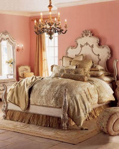 Kenya Home Decor Ideas: Romantic Bedroom Decorating Ideas