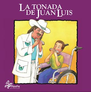Imagen del Libro La tonada de Juan Luis