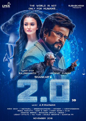 2.0 (2018) Hindi 720p HDRip x264 1.2GB Free Downlod