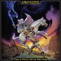 """Ο δίσκος των Smoulder """"Times of Obscene Evil and Wild Daring"""""""