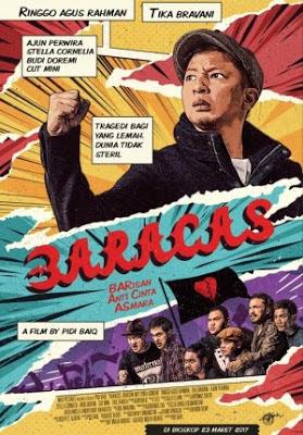 Download Film Baracas Barisan Anti Cinta Asmara (2017) WEB DL