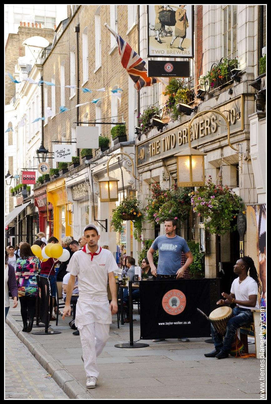 Covent Garden Londres (London) Inglaterra
