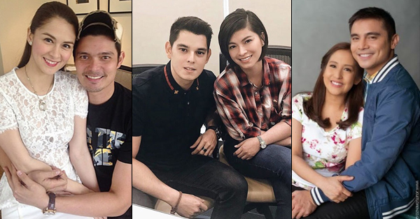 LOOK: The Most Iconic Loveteams In The History That We All Loved!