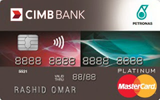 Kredit Kad CIMB Credit Card