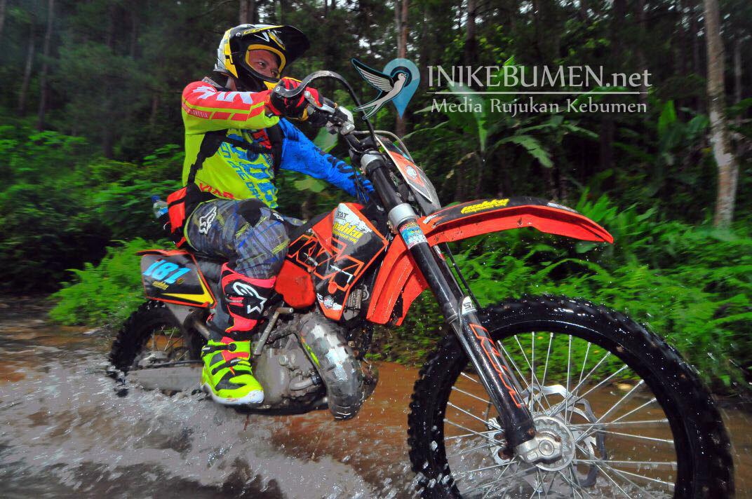 Diikuti 5.986 Peserta, Kode #3 Satukan Umat Adventure Nusantara