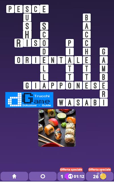 Soluzioni One Clue Crossword livello 21 schemi 11(Cruciverba illustrato)  | Parole e foto