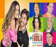 capítulo 134 - telenovela - mi marido tiene mas familia  - las estrellas