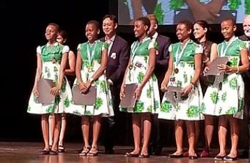 Anambra Nigerian School Girls Win World Technovation Challenge