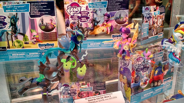 San Diego Comic Con 2016 - Guardians of Harmony Merchandise and Toys