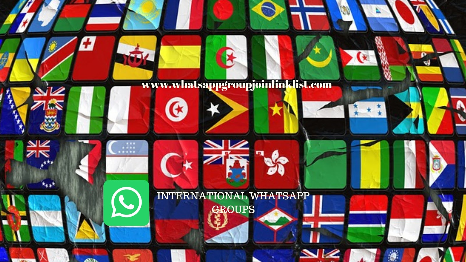 International WhatsApp Group Join Link List