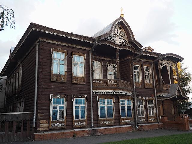 Барнаул, Красноармейский проспект (Barnaul, Krasnoarmeysky Avenue)