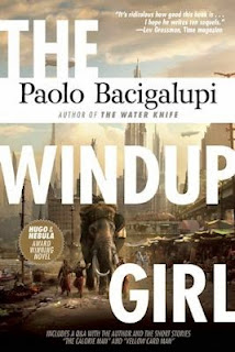 Excerpt from The Windup Girl by Paolo Bacigalupi