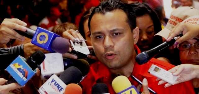 Andrés Eloy Méndez, presidente de la Comisión Nacional de Telecomunicaciones (Conatel)