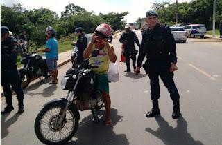 Operação Tiradentes: Polícia Militar prende mais de 40 pessoas e apreende 71 veículos em Sergipe