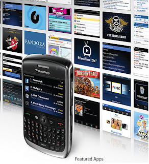 BlackBerry Apps Games Pack