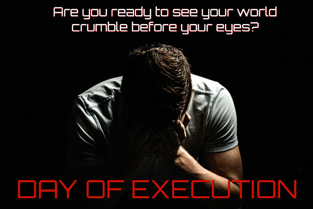 DAY OF EXECUTION by Lily Luchesi on Amazon