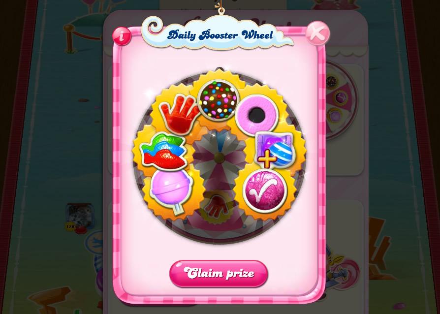 Candy Crush Saga jackpot