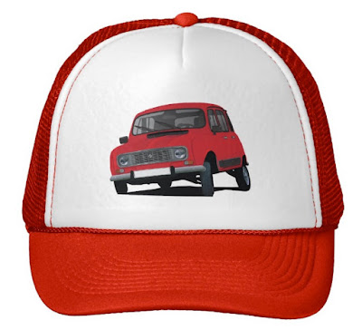 Renault 4 lippis