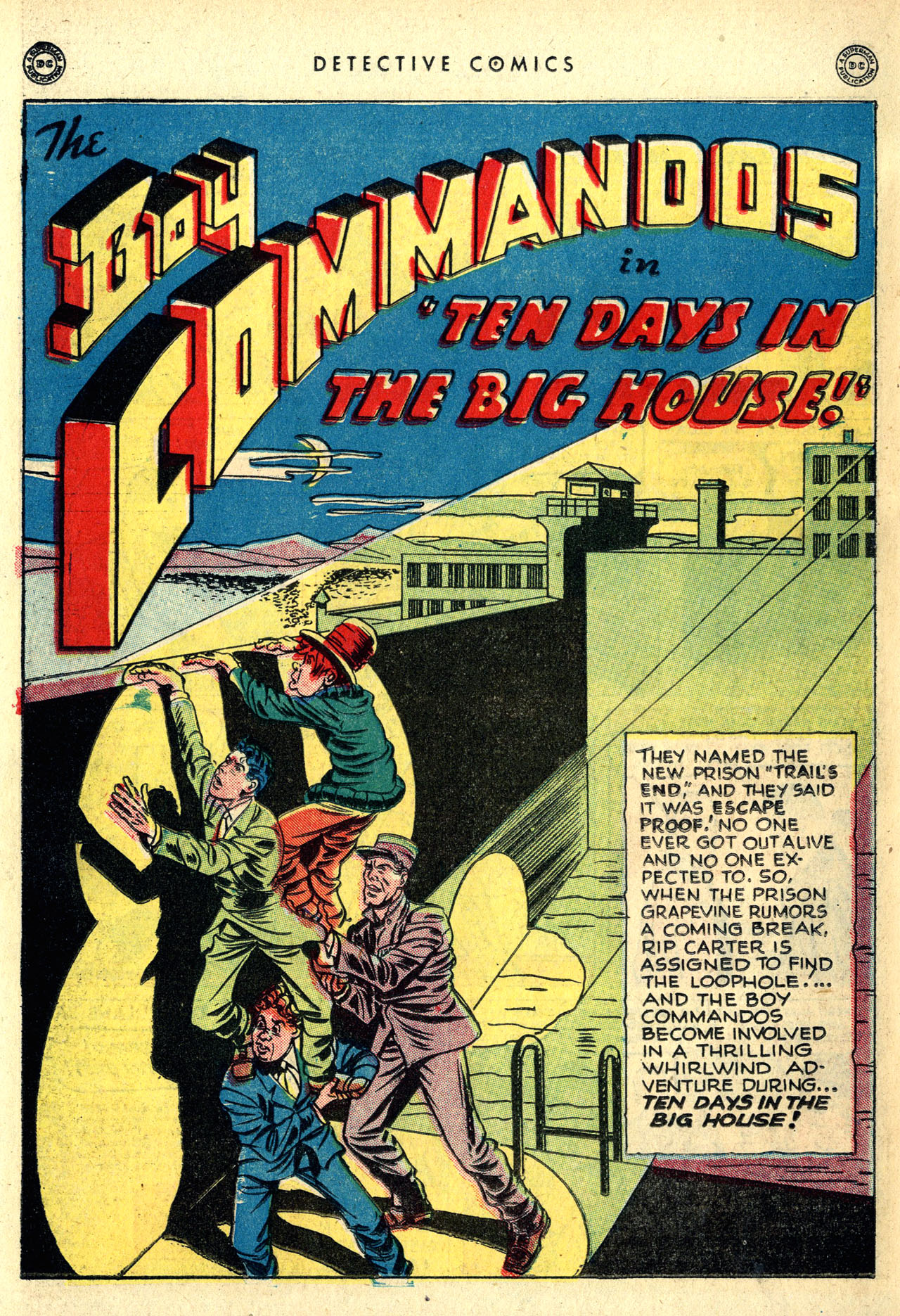 Read online Detective Comics (1937) comic -  Issue #116 - 38