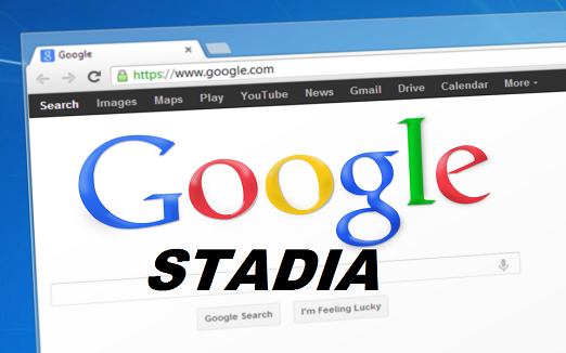 Google stadia streaming game