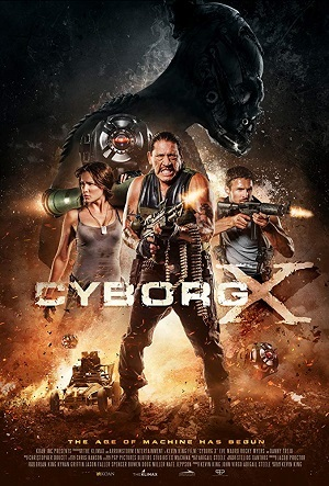 Cyborg X Filme Torrent Download