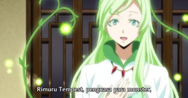 Tensei shitara Slime Datta Ken Episode 11 Sub Indo