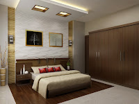 interior decoration of bedroom in india
