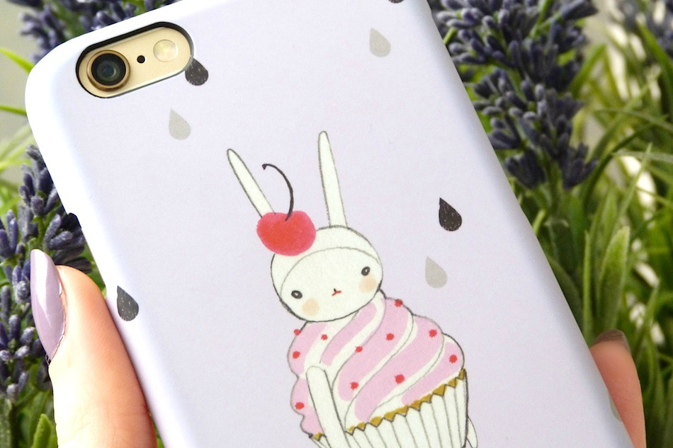 an image of Iconemesis Fifi Lapin iPhone 6 review