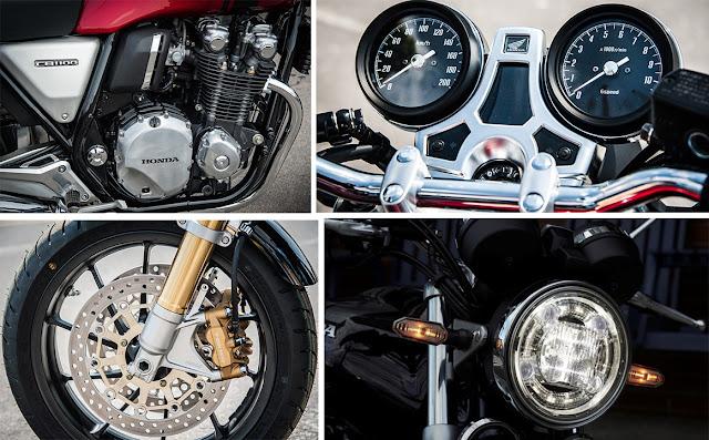 Honda CB1100 RS 2017