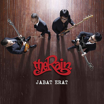 The Rain - Jabat Erat (Full Album)