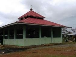 Sejarah Masjid Raudhatul Jannah Perumahan Graha Asri Bengkulu