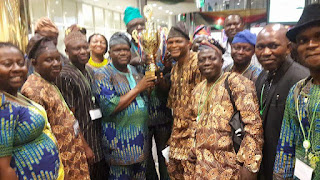 AKURE BRANCH EMERGES THE BEST BRANCH OF NSE WHILE NIEEE RETURNS TO THE TOP AMONG THE DIVISIONS