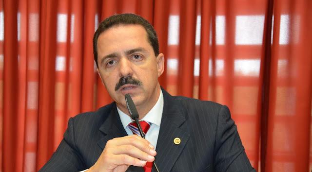 Tribunal de Justiça cassa mandato do deputado Itamar Borges