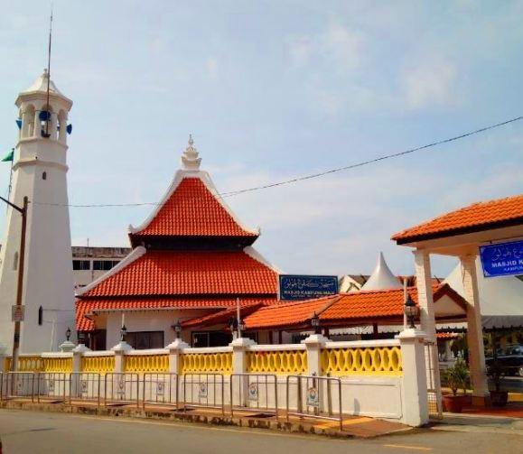 Masjid Kampung Hulu Melaka Hasil Warisan Tamadun Islam Di Malaysia