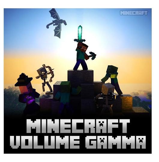 Minecraft Minecraft Volume Gamma Media