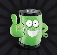 baterai yang sehat
