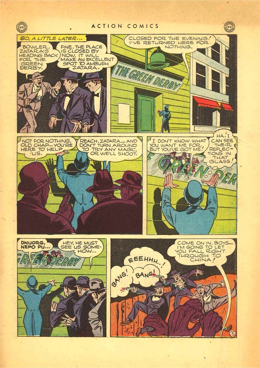 Read online Action Comics (1938) comic -  Issue #92 - 47