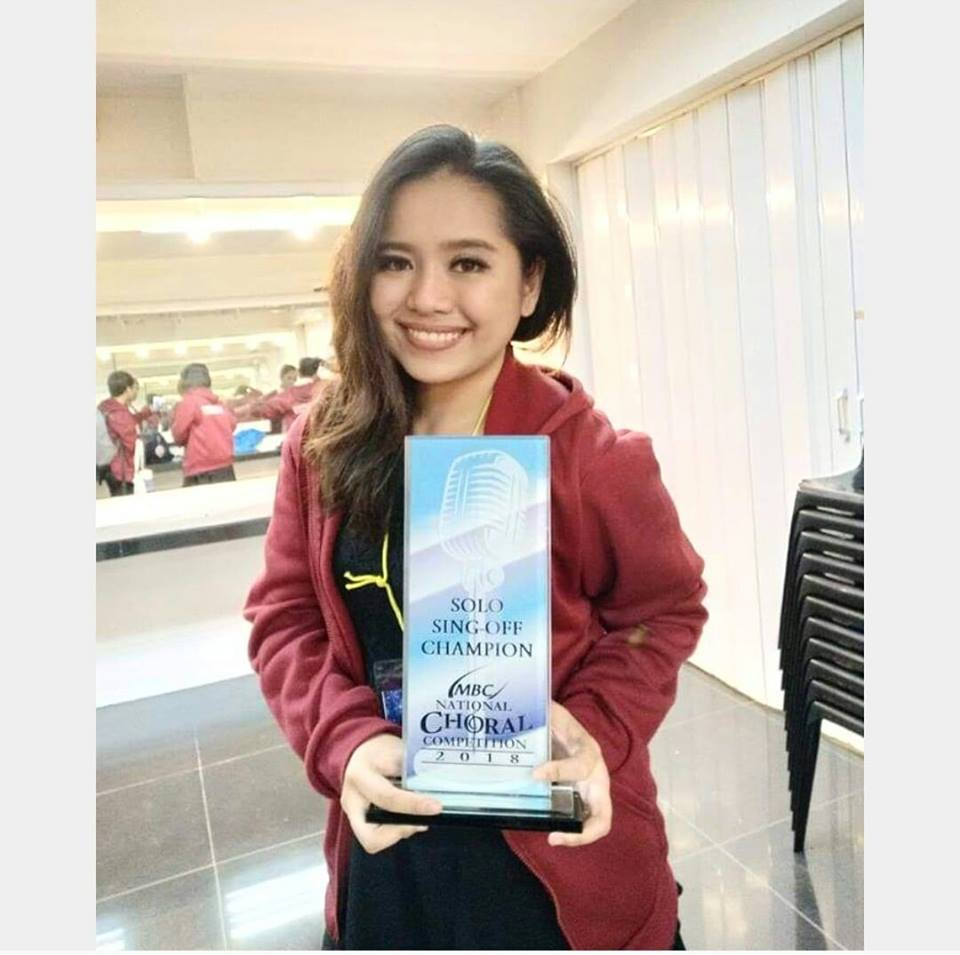 South Cotabato singer is first solo sing-off Champion of MBC National Chorale Competition