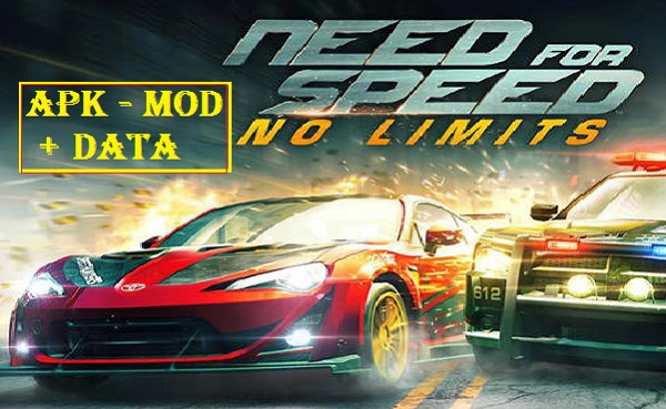 Download Need for Speed No limits Mod Apk for Android Game