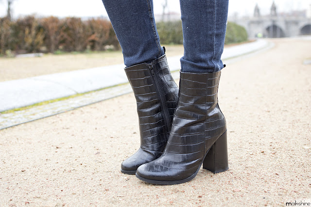 ankle boots detail