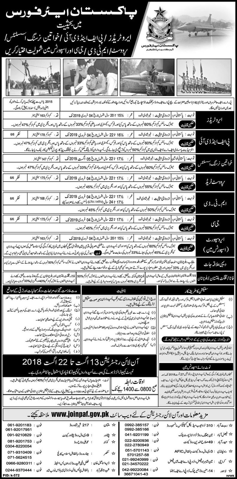 Pakistan-Airforce-Jobs-after-Matric-Latest Paf Jobs july