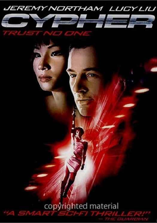 فیلم دوبله: فضای صفر (2002) Cypher
