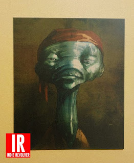 Force Awakens Maz Kanata concept art