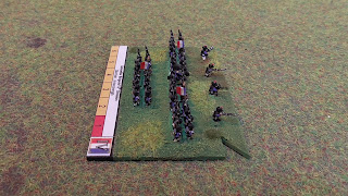2nd Brigade, 12th Division, IV Corps, 1815 in 6mm