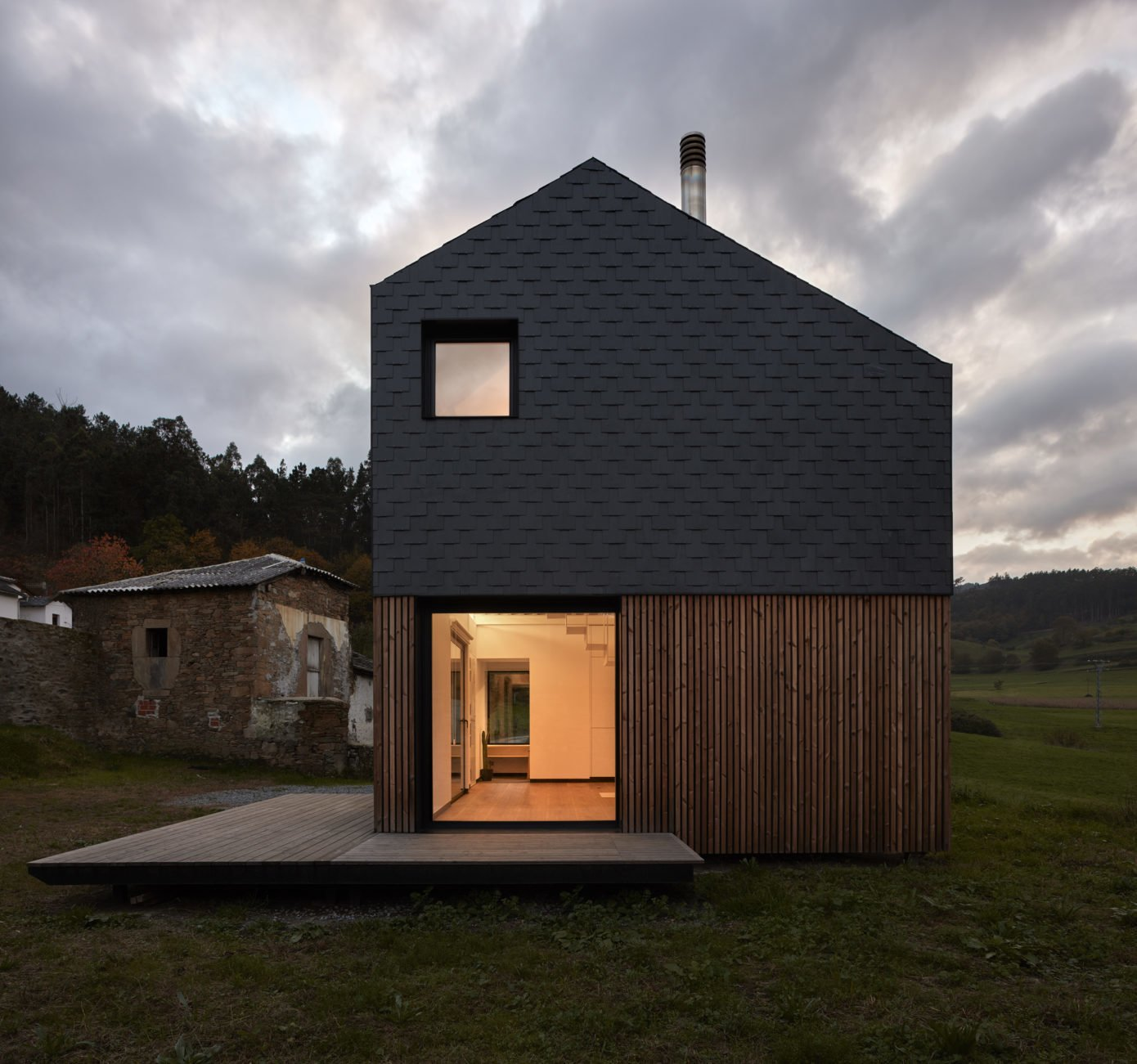 Pent hus - Casas prefabricadas barcelona ...